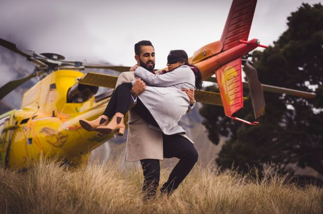 propsal ideas on hill top | Cutest Surprise Proposal Ideas