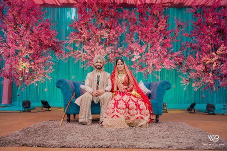 indian couple | wedding diaries | decor ideas