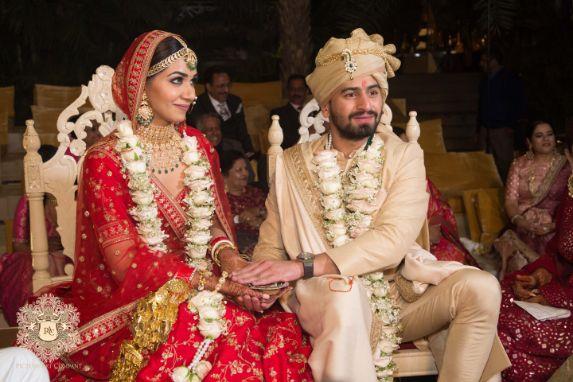 indian wedding rituals | varmala ideas
