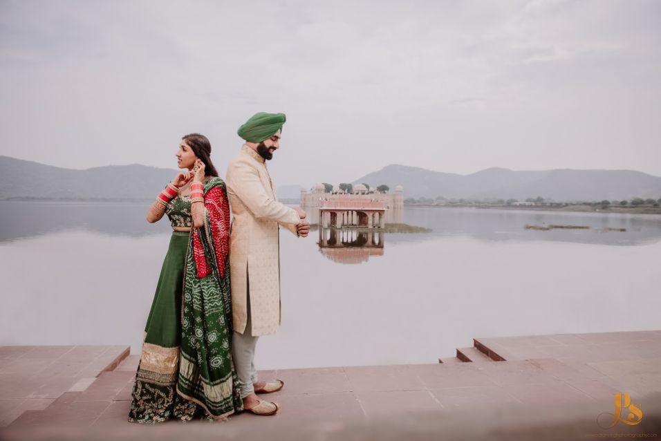 post wedding photoshoot ideas