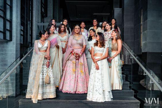 bridesmaids shoot |Beach Wedding in Sri Lanka