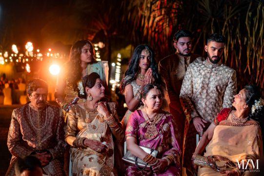 guest at indian wedding |Beach Wedding in Sri Lanka