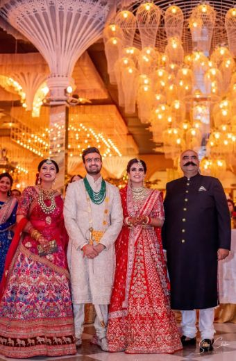 family photographs at indian weddings | | Anita Dongre Wedding Lehenga