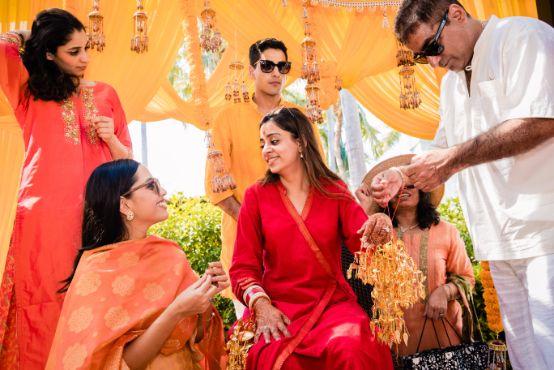 kaleera ceremony | indian rituals