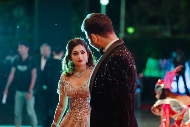 candid couple capture   Wedding at Ramoji Film City