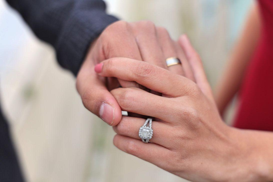 engagement ring | proposal ring