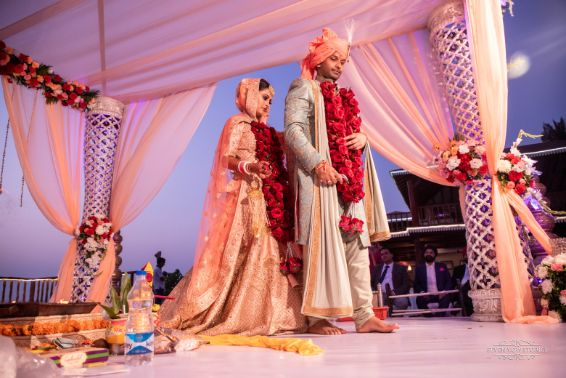 phere ceremony | indian wedding | mandap decor goals