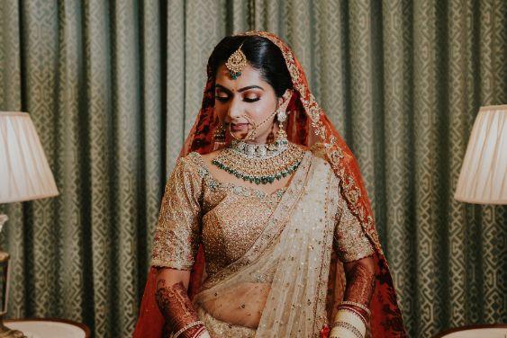 indian bridal details |Wedding at Ramoji Film City