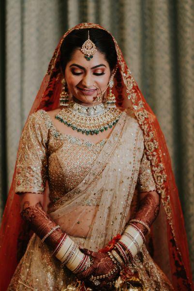 beautiful bridal makeup ideas |Wedding at Ramoji Film City