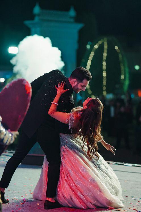 couple dance   sangeet ceremony