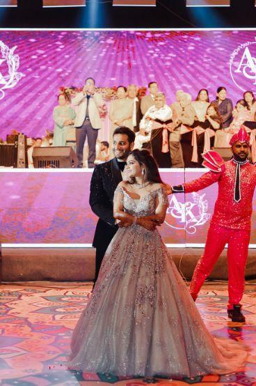 couple dance   indian wedding functions