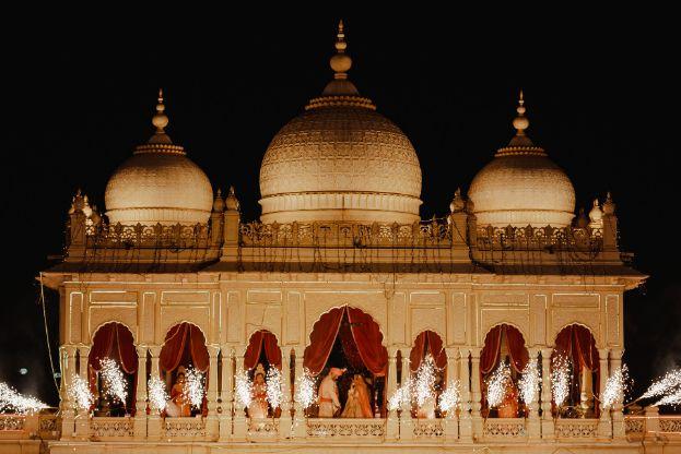 big fat indian wedding   Wedding at Ramoji Film City