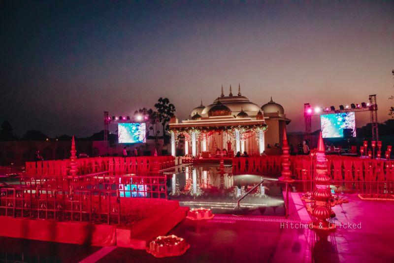 indian wedding   decor ideas for weddings , destination wedding , wedding at Fairmont, Fairmont Jaipur, Mehendi decor ideas, wedding entry