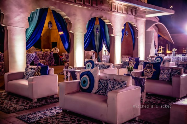 indian wedding | decor ideas for weddings , destination wedding , wedding at Fairmont, Fairmont Jaipur, Mehendi decor ideas, wedding entry