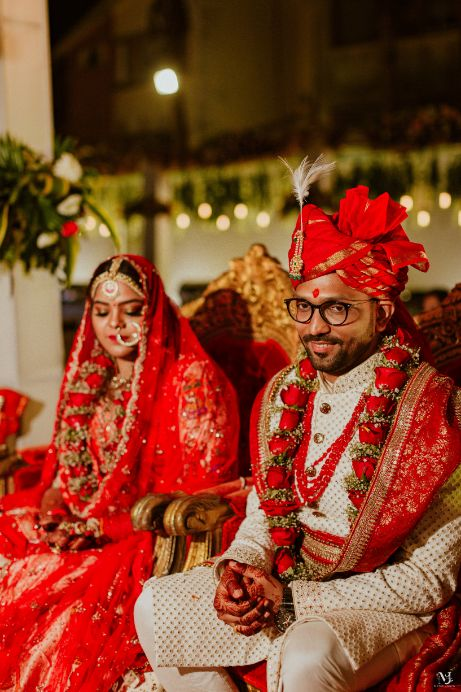 Rajasthani wedding | DIY lehenga design | Bridal hairdo | footear | boss bride customised | wittyvows real wedding |