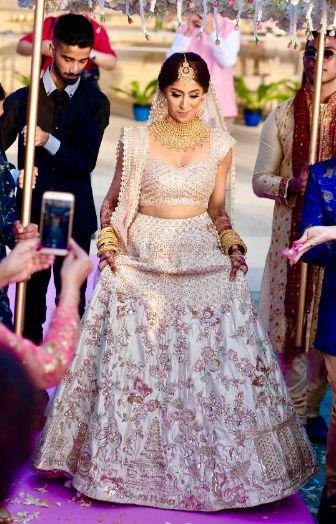 bridal lehenga , bridal entry , bridal entry , wittyvows , Henna design , personalised henna pre wedding shoot in paris , paris , wittyvows destination wedding in Phuket personalised henna design love story lehenga, mehendi , lehenga