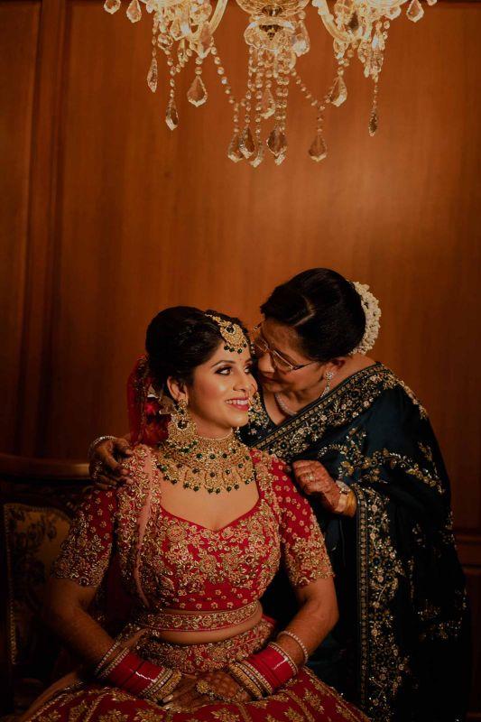mother and bride , indian bridal entry , dancing bride , Destination wedding \ wedding in Jodhpur | Colourful mehendi ideas