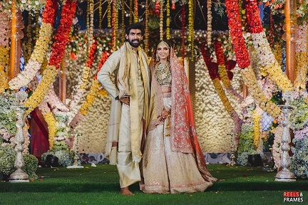 Designer lehengas | 2020 brides | Indian wedding Photography | Celebrity weddings