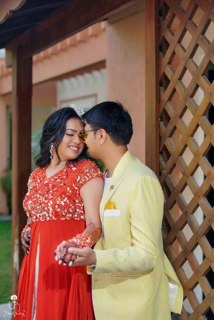 happy couple vibes | indian wedding | wedding photography