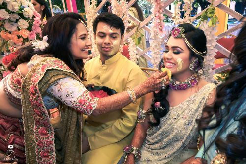 haldi ceremony | indian wedding ritulas