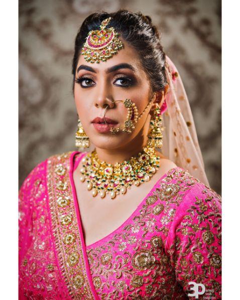 pink lehenga , indian wedding , Indian wedding , pink lehenga , couple moments , indian brides
