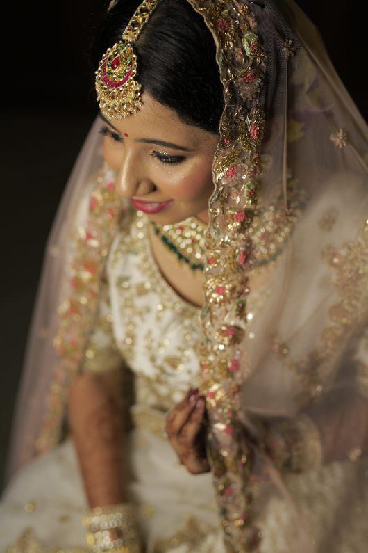 bridal photoshoot poses | Intimate Wedding in Jim Corbett