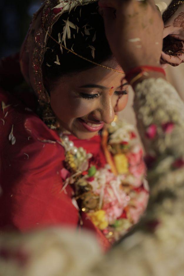 indian wedding rituals   sindoor daan ceremony   Intimate Wedding in Jim Corbett