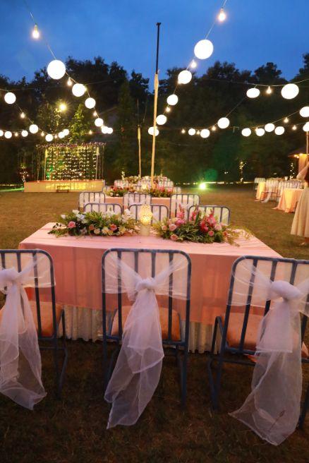 indian wedding | chair decor ideas |