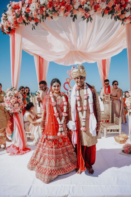 indian wedding , nri weddings , destination wedding , NRI wedding | long-distance love story