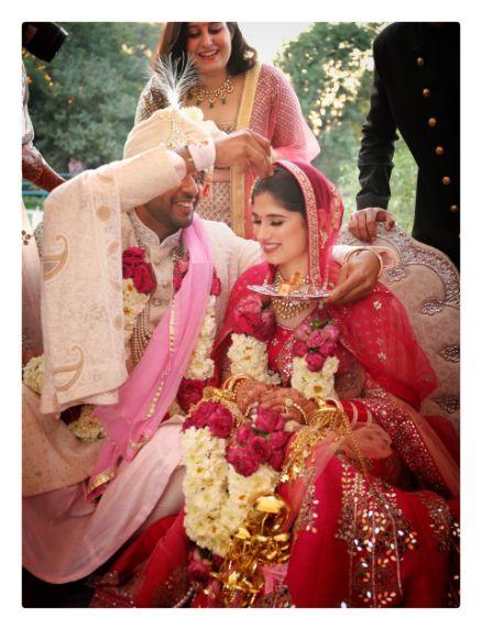 indian wedding rituals | sindoor daan ceremony