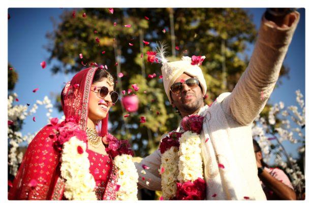 happy couple vibes | indian wedding diaries