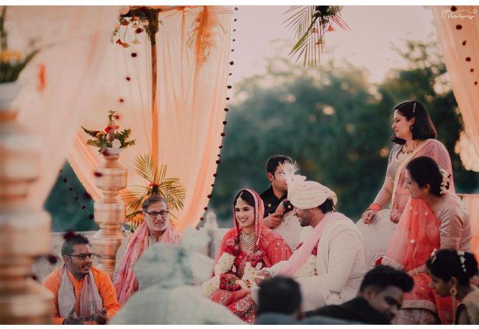 rituals | indian wedding | couple photography