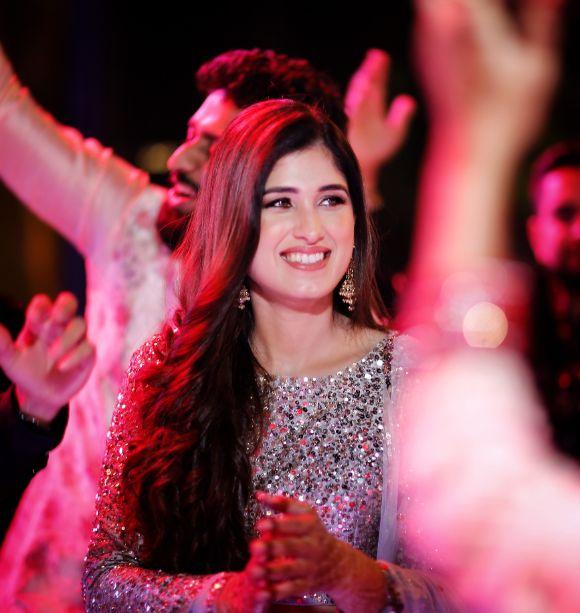 smiling bride | bridal outfit goals