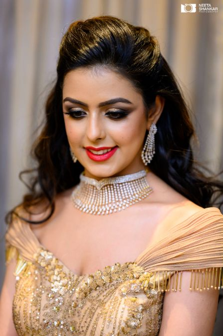 Bridal makeup ideas | indian bridal jewellry design ideas in trend |
