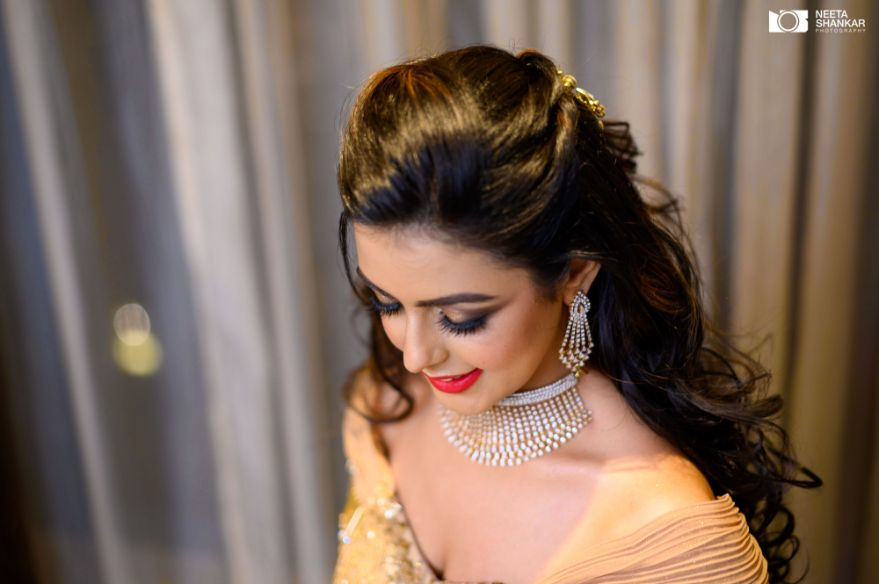 indian bridal hairstyle ideas in trend |