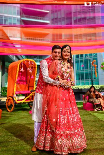 mehendi ceremony | couple photography ideas