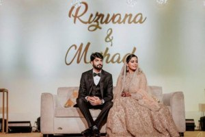 Rizwana cereal sabyasachi bride cereal wedding