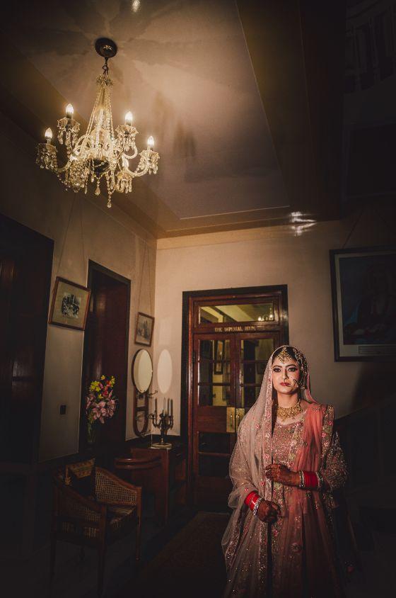 indian bride | indian bridal lehenga |