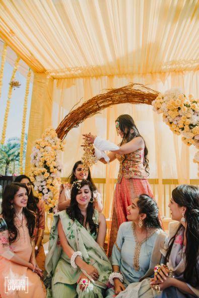 kaleera ceremony   indian wedding rituals