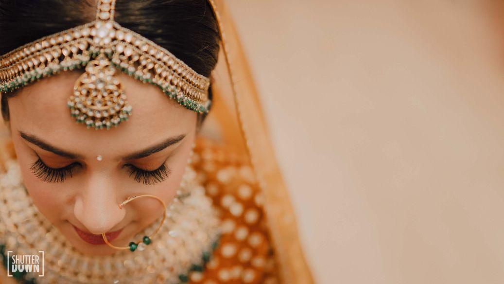 bridal jewellery   bridal mathapattu designs   Destination wedding in Fujairah