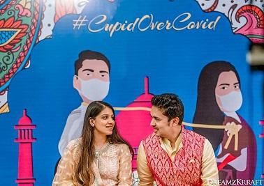 Indian wedding planning | Backdrop ideas | Intimate wedding