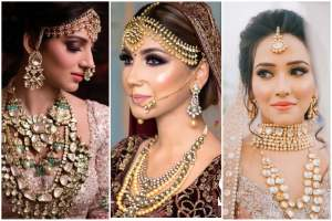Bridal jewellery | Bridal jewelry | Bridal Hair jewellery | Mathapatti | Maangtika | Jhoomar | Bride to be 2020 | Bridal trends