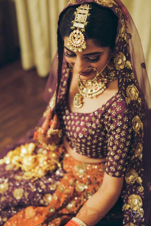 real indian wedding , chooda , indian bridal lehenga , indian bridal outfit , DIY wedding outfits / burgundy Lehenga / sangeet Lehengareal indian wedding , chooda , indian bridal lehenga , indian bridal outfit , DIY wedding outfits / burgundy Lehenga / sangeet Lehenga