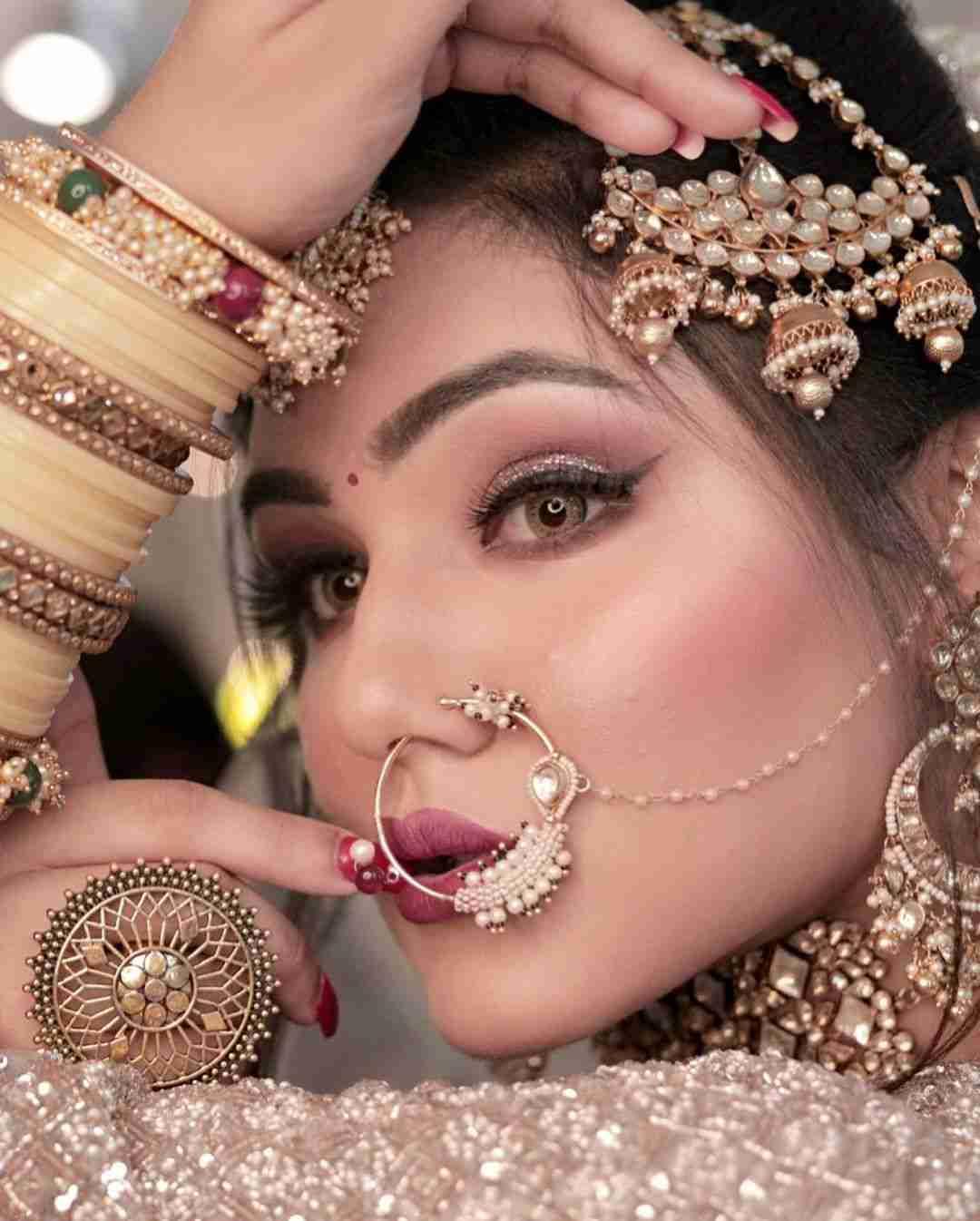 Bridal Makeover | Bridal Makeup | Bride to be 2020 | Bridal Naath |Bridal Nath |