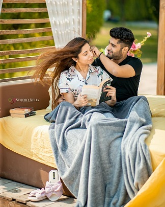 Romantic pre wedding photo shoots | Pandemic | Indian weddings in times of covid | 2020 Wedding trends