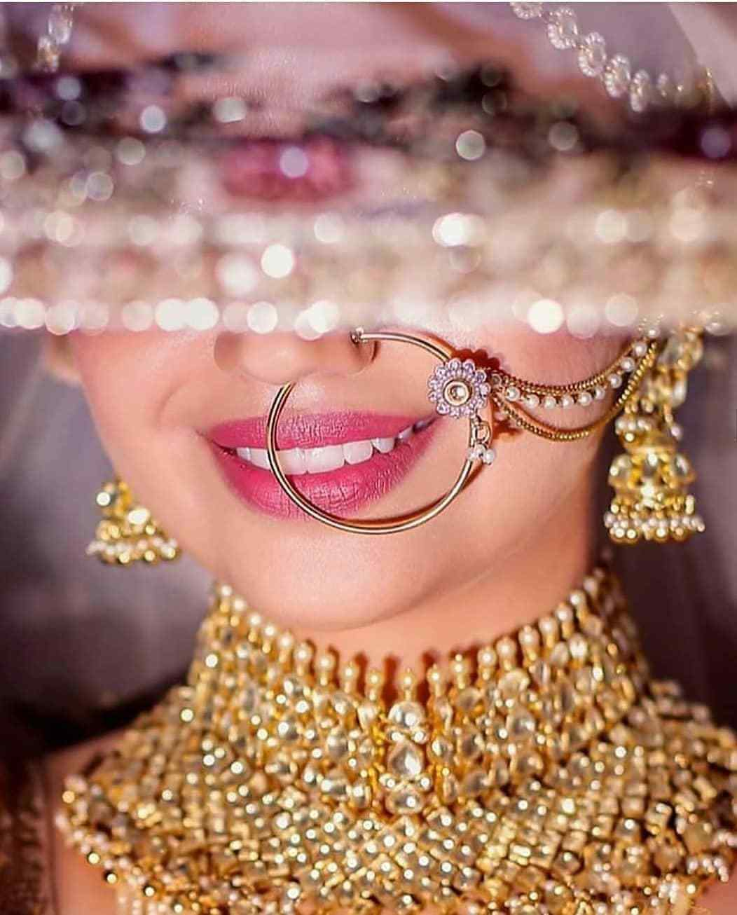 Bridal Nath | Bridal Naath | Bridal Jewelry
