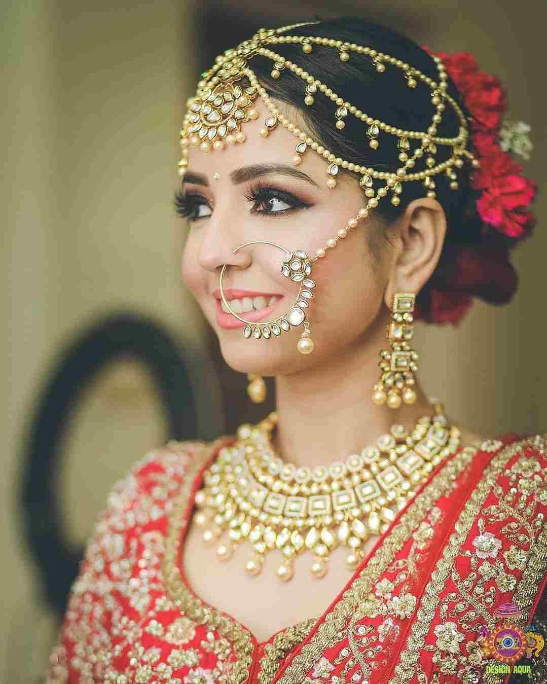 Bridal Nath | Bridal Jewelry