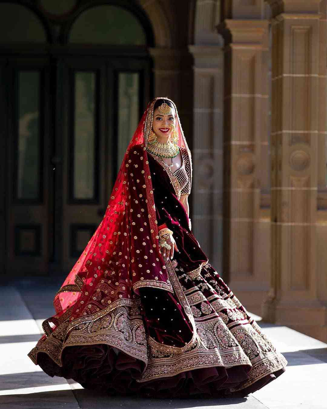 Bridal wear | bridal lehenga