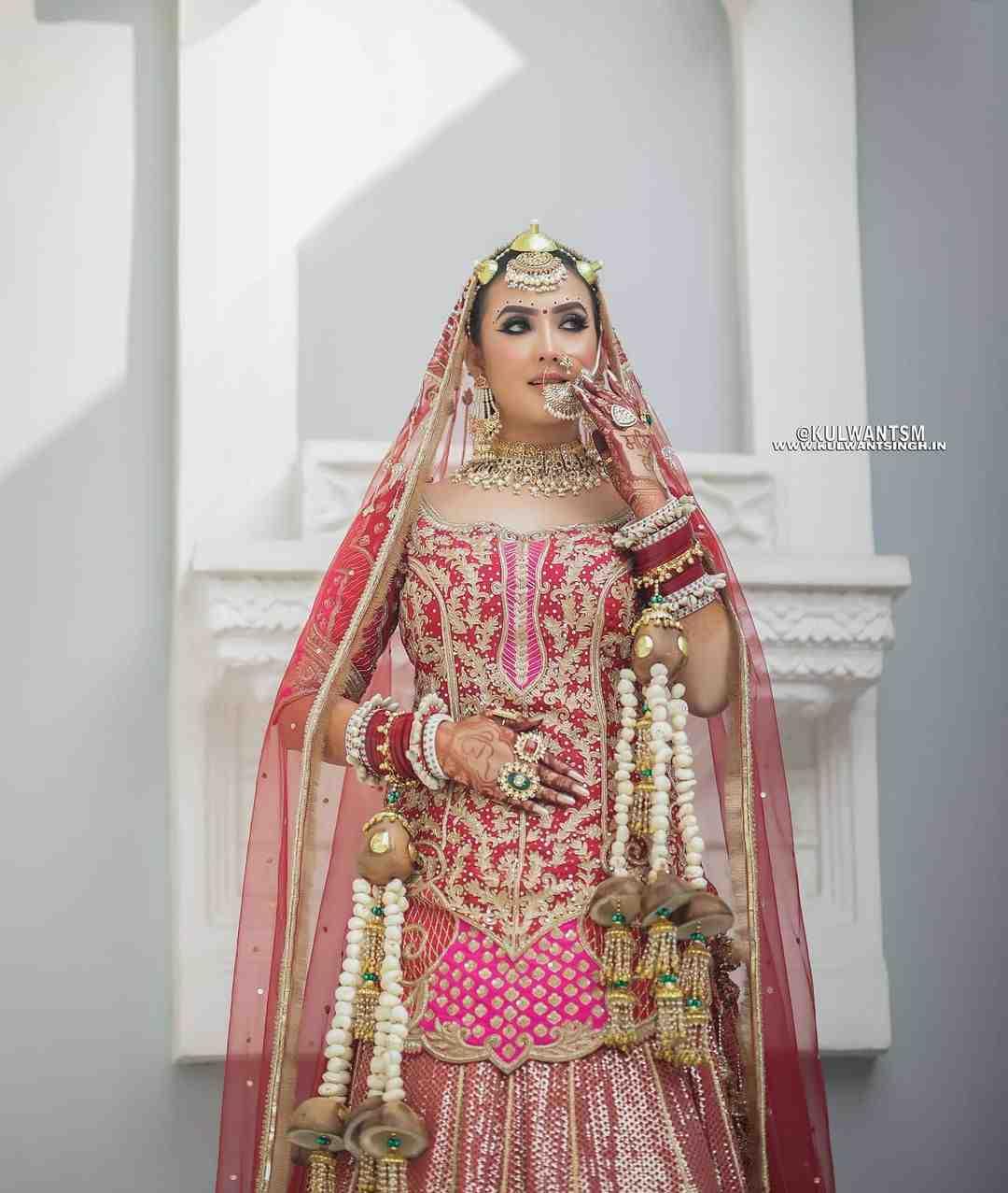 bridal kaleera