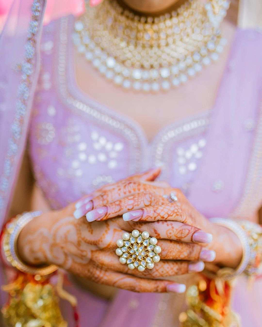 lavender | bridal trends
